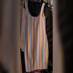 Rainbow Colored Dress
